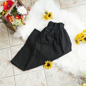 ASOS Prom Paper Bag Midi Skirt NWOT